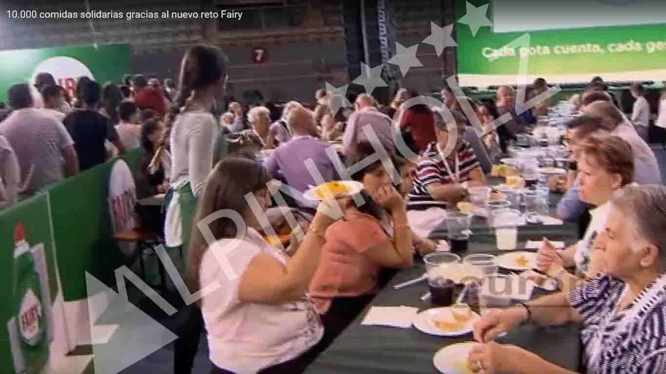 Mesas plegables Alpinholz para comidas populares
