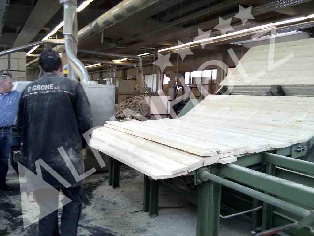 Fabricante de mesas alemanas de madera