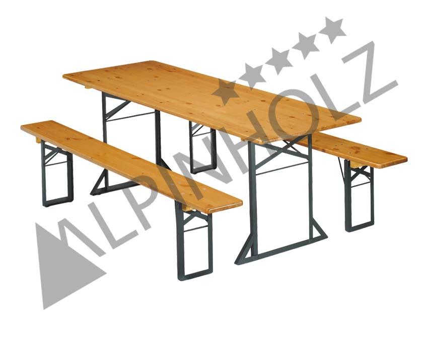Mesas plegables de alpinholz nuestro modelo tc80 alpinholz for Mesas de jardin plegables