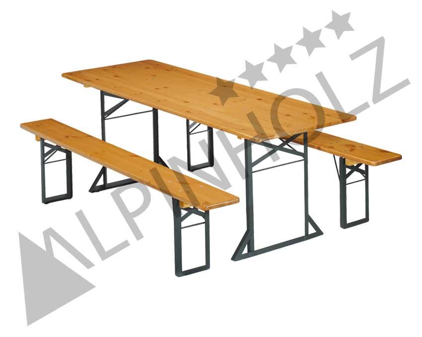 nuestras mesas plegables de madera a su medida alpinholz