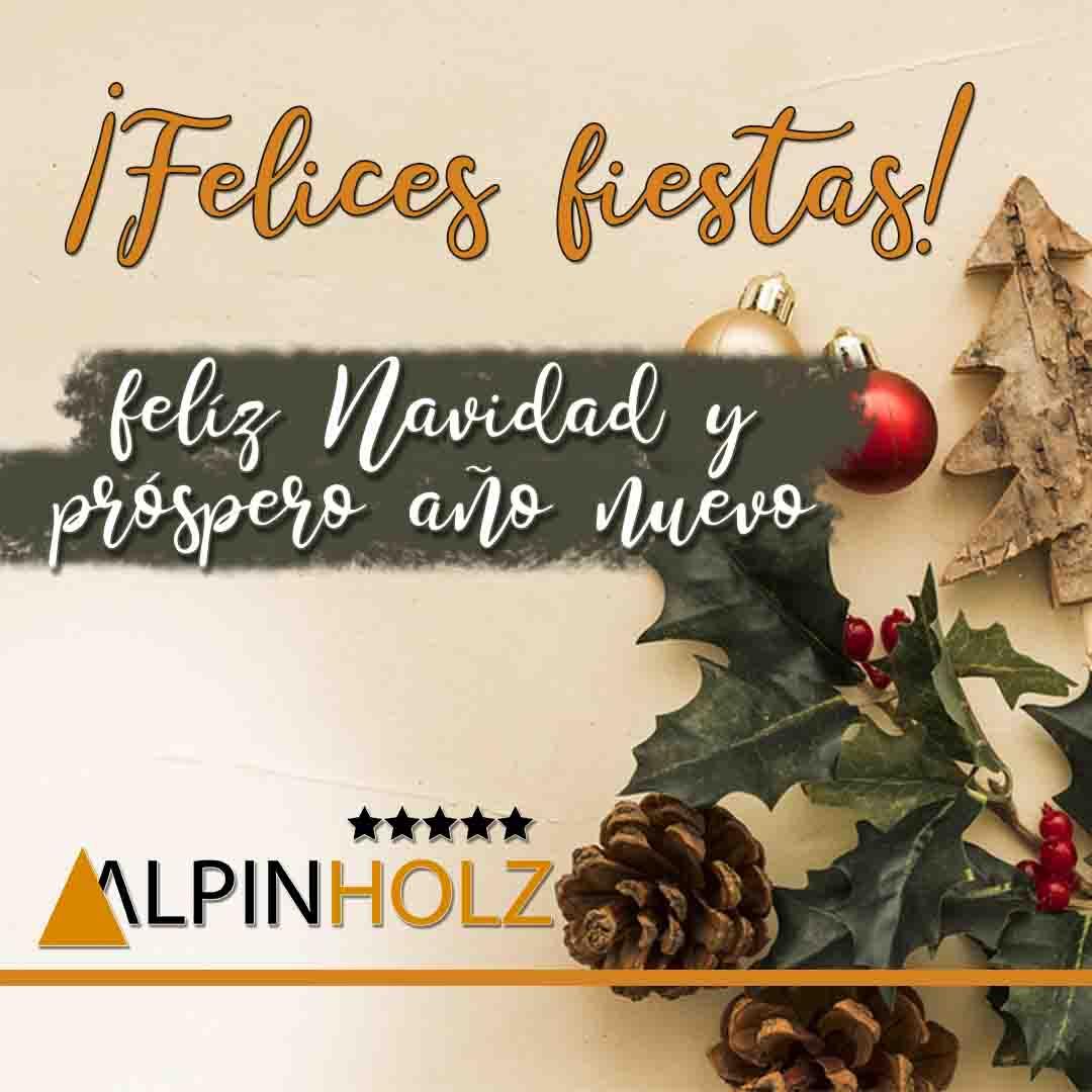 Felices fiestas de Alpinholz