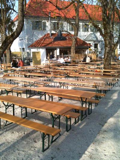Los sets cerveceros de Alpinholz para fiestas y eventos