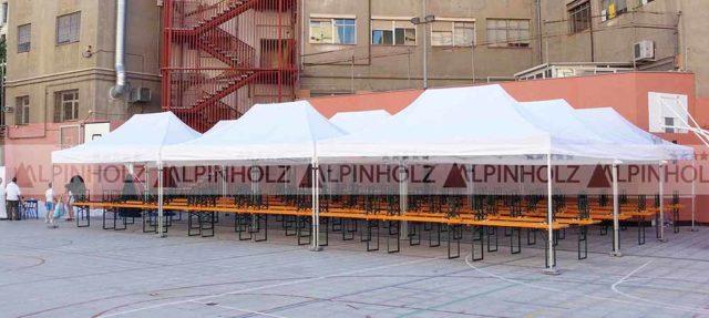 Mesas cerveceras para eventos en Barcelona